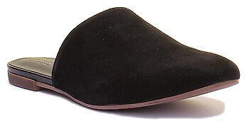 Vagabond Ayden Womens Suede Mule Slip Size UK 3-8