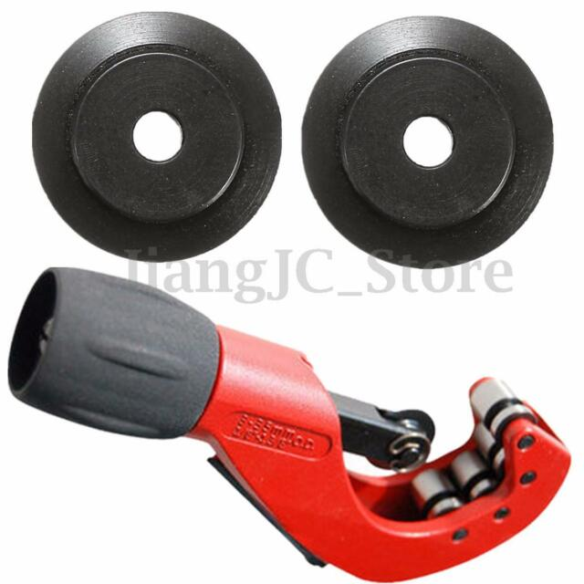 2Pcs Replacement Spare Pipe Slice Blade Cutting Wheels For 15mm/22mm Tube Cutter