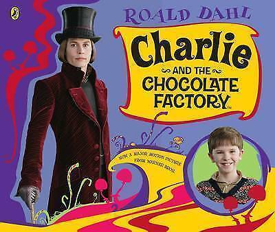 Charlie and the Chocolate Factory Picture Book-ExLibrary