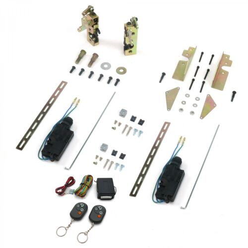 Small Power Bear Claw Door Latches with Remotes AutoLoc AUTBCSMPR rat muscle