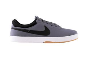 Nike eric koston se grigio scuro lupo nero grigio bianco skate (d) (519), scarpe da uomo