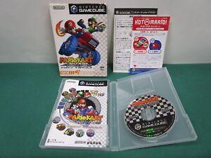 Details about Game Cube Mario Kart Double Dash  caution sheet, etc   Nintendo GC  JAPAN  40176