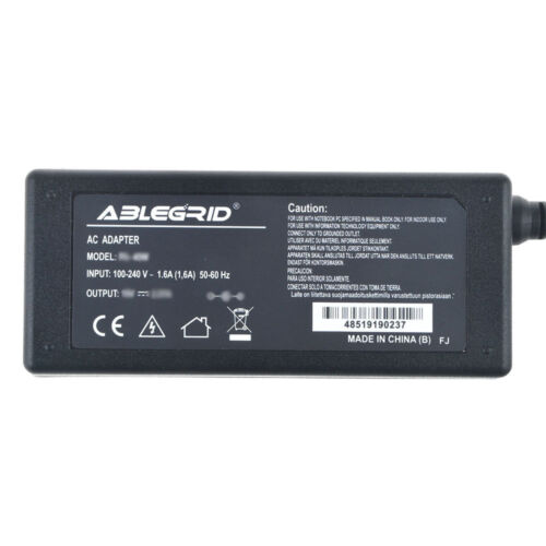 """AC Adapter Charger For HP Pavilion 23xw J7Y75AA#ABA 23/"""" LED LCD Monitor Power"""