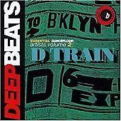 D Train - Essential Dance Floor Artists, Vol. 2 (1994)