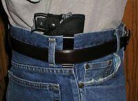 Usa Mfg Pistol Holster Mustang Xsp Inside Pants .380 Isp Isw 380 Thumb Break