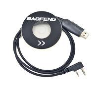 Original USB Programming Cable +CD Software For BAOFENG UV-B5 UV-B6 UV-82 L V85