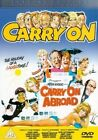 Carry on Abroad 5037115033635 With Sid James DVD Region 2