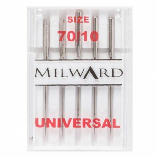 Milward Universel Machine À Coudre Aiguilles