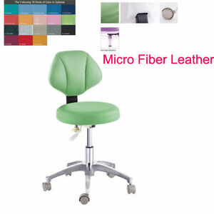 Fantastic Details About Microfiber Leather Medical Dental Dentists Chair Doctors Stools Mobile Chair Ocoug Best Dining Table And Chair Ideas Images Ocougorg