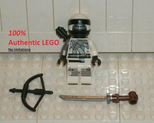 Weapons 70652 Minifigure Stormbringer Ice Ninja LEGO NEW Ninjago Zane