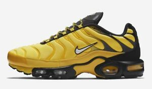 Details about Nike Air Max Plus Tuned TN 1 Frequency Pack Tour Yellow White  Black AV7940-700 d252f94aa