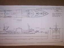 USS PROTEUS plan