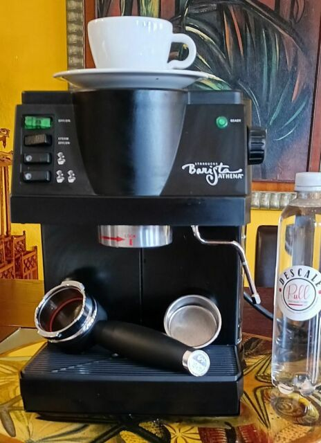 Starbucks Barista ATHENA Espresso Coffee Mach SIN017H-REFURBISHED-GREAT ITALIAN