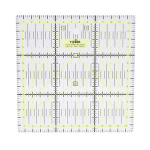 Transparent-Quilting-Sewing-Patchwork-Ruler-Cutting-Tool-Tailor-Craft-DIY-Pip