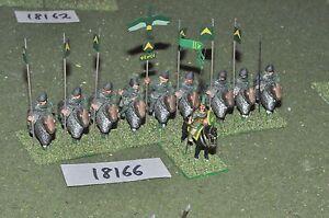 25mm Age Sombre / Byzantin - Cavalerie 10 Cav (18166)