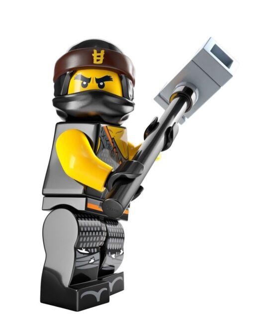 LEGO® Ninjago ™ Figur Cole aus 70653 Mutter der Drachen njo472 brandneu