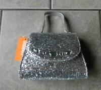 Purse Gymboree,special Occasion,silver Sparkling Handbag,nwt