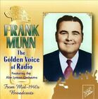The Golden Voice of Radio by Frank Munn (CD, 2012, Take Two)