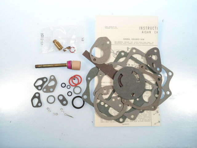 Toyota Corona MK2 1972-1973 & Crown 2300cc 2M 1969-1971 Carb Repair Kit TO-13K