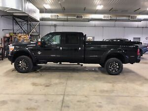 2014 Ford F 350 platinum
