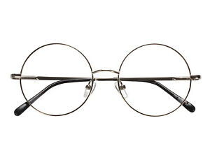 Beison-Harry-Potter-Oversized-Unisex-Round-Eyeglasses-Frame-Spectacles-Clear