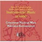 Instrumental Music of 1600 (2004)