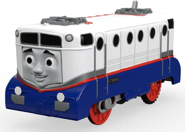 Thomas & Friends Trackmaster Motorized Railway - Etienne NEW
