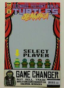 Tmnt-Jennika-1-exclusive-variant-NM-2020-1st-Teenage-Mutant-Ninja-Turtle