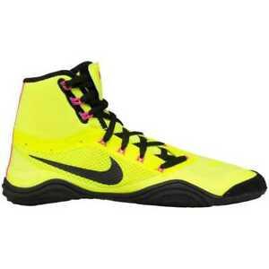 Nike Wrestling shoe Rio Neon Yellow