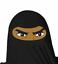 Ask-Me-About-My-NINJA-Disguise-Boys-T-shirt-Men-Eyes-Flip-Tee-Custom-Skin-tone miniature 7