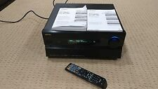 Onkyo TX-NR807 THX 7.2 HMDI Channel AV Receiver Bundle w/Remote/Manual/Mic
