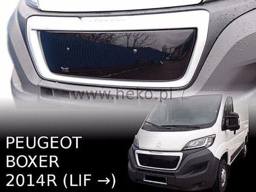 Heko 04050 invierno diafragma para parrilla frontal parrilla diafragma Peugeot Boxer año a partir de 2014