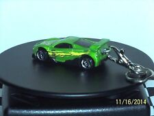 Hot Wheels: Custom Key Chain, GOLD MS-T Suzuka Tuner 1:64 No Reserve