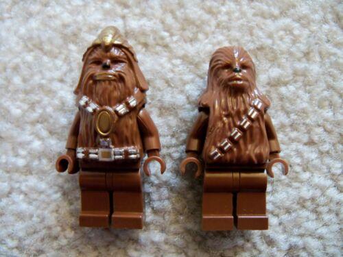 Hervorragend Chewbacca & Selten Wookiee Krieger Kommander Lego Star Wars