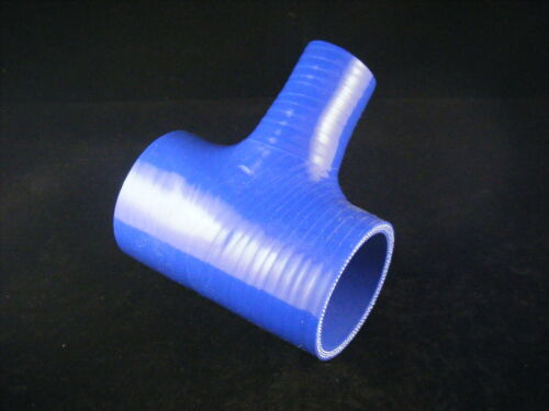 T Piece for 32mm Dump Valve Fitting Silicone Hose Choice of Diameter & Colour