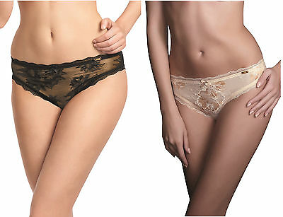 Fantasie Fauve 0265 Evangeline Brief Knickers Sizes XS S M L XL 2XL XXL