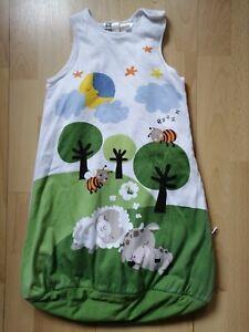 the best attitude a2e05 1a8d8 Details about H&M Girls Boys Sleeping Bag Spring Summer Size 0-4 months  50-62 cm
