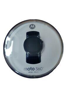 Motorola-Moto-360-2nd-Gen-42mm-Stainless-Steel-Case-Black-Leather-Strap