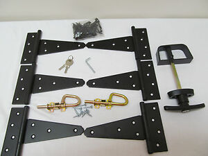 Charmant Image Is Loading Heavy Duty Shed Double Door Hardware Kit Kit