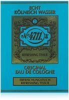 4711 Original Eau De Cologne Refreshing 10 Tissues