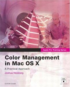 Color-Gestion-Con-Mac-OS-X-Libro-en-Rustica-Joshua-Weisberg
