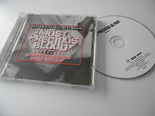 MOST PRECIOUS BLOOD : MERCILESS CD ALBUM 13 TRACKS ROADRUNNER RECORDS