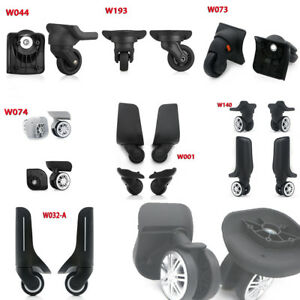 9ab6e73c4c89 Details about 360 Spinner Luggage Wheel Replacement Suitcase Mute Swivel  Casters 21 Size