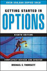 Getting Started in Options by Michael C. Thomsett (Paperback, 2009)