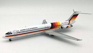 Inflight-IF932JR0819-Aero-California-DC-9-32-XA-TNT-Diecast-1-200-AV-Jet-Model