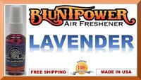 Bluntpower 100% Concentrated Oil Based Air Fresheners Blunt Power Lavender 1