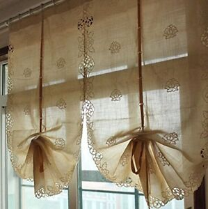 Image Is Loading Balloon Curtains Hollow Out Living Room Curtains European