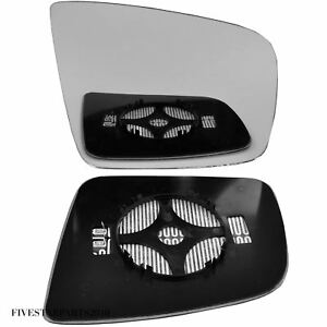 Right hand driver side for Mercedes Vito mk2 2003-2009 wing mirror glass