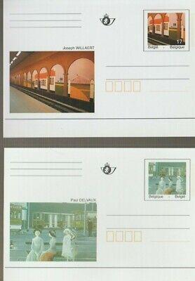 Belgique België, 2 Cartes postales neufs, bien   eBay