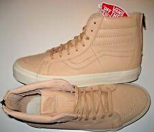 90cc5d26cf item 6 Vans Sk8-Hi Reissue Zipper Mens Veggie Tan Leather Skate shoes Size  13 NWT -Vans Sk8-Hi Reissue Zipper Mens Veggie Tan Leather Skate shoes Size  13 ...